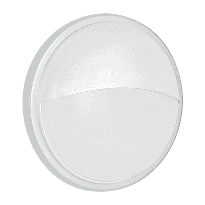 Plafoniera Ever LED integrato in policarbonato, bianco, 30W 2300LM IP65