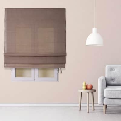 Tenda a pacchetto INSPIRE Vinci marrone 120x175 cm