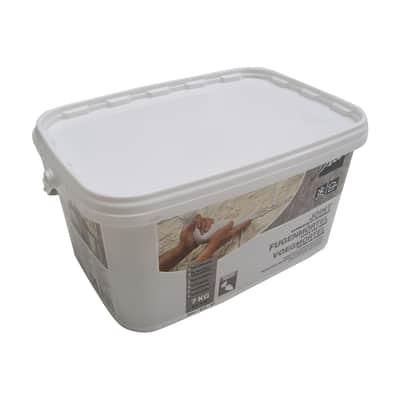 Stucco in polvere 7 kg bianco