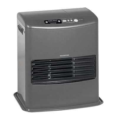 Stufa a petrolio INVERTER INVERTER 6026 elettronico 4 kW grigio / argento