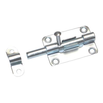 Chiavistello sovrapposto in acciaio L 36 x H 42 mm