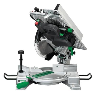 Troncatrice con pianetto Silver green 250 evolution Ø 254 mm 1600 W 4800 giri/mm