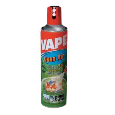 Insetticida liquido per zanzare, calabroni VAPE Open Air 600 ml