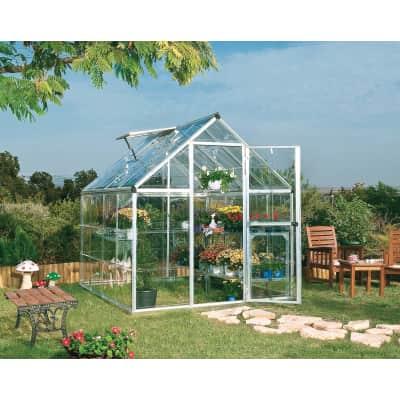 Serra da giardino VERDEMAX Doritis Maxy H 209 cm, L 248 x P 185 cm