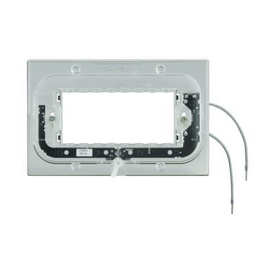 Supporto Axolute BTICINO 4 moduli luminoso