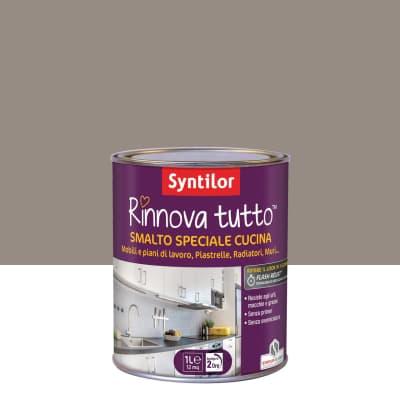 Smalto mobile cucina SYNTILOR 1 l grigio