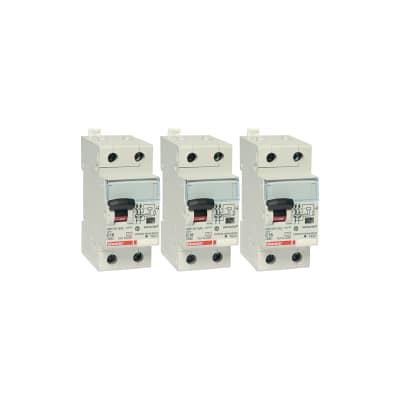 Interruttore magnetotermico BTICINO GC8813AC16 1P +N 16A 4.5kA C 2 moduli 230V