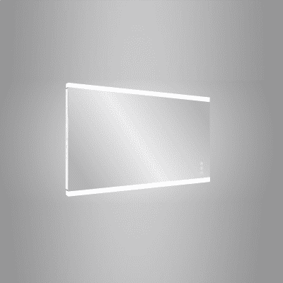 Specchio con illuminazione integrata bagno rettangolare Randen L 120 x H 70 cm SENSEA