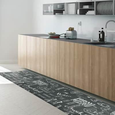 Passatoia Blackboard , grigio, 50x250