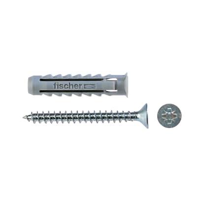 Tassello per materiale forato FISCHER SX L 25 mm x Ø 5 mm 20 pezzi