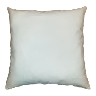 Cuscino Loneta bianco 70x70 cm