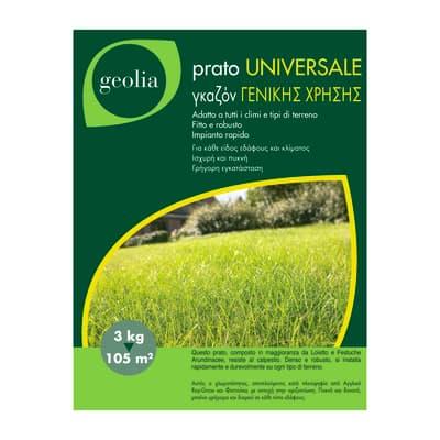 Seme per prato GEOLIA Universale 3 kg