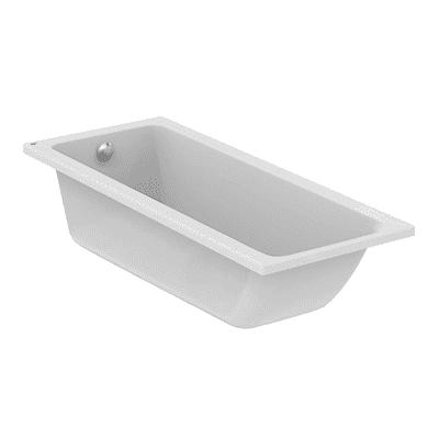 Vasca rettangolare Flower Air bianco 170 x 70 cm IDEAL STANDARD