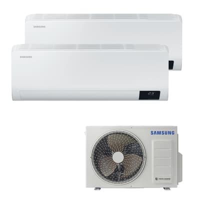 Climatizzatore dualsplit SAMSUNG Luzon 12000 BTU classe A+++