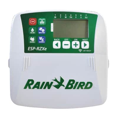 Programmatore elettrovalvole ad alimentazione elettrica RAIN BIRD RZXE4 4 vie