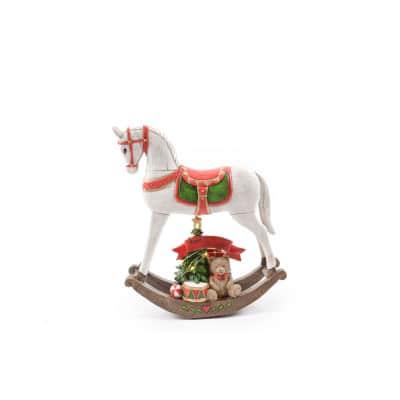 Figura natalizia Traditional H 30 cm