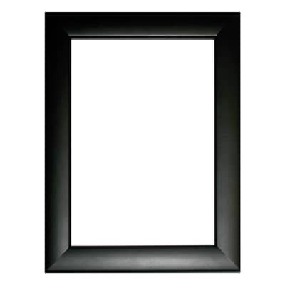 Cornice INSPIRE Bomber nero per foto da 10X15 cm