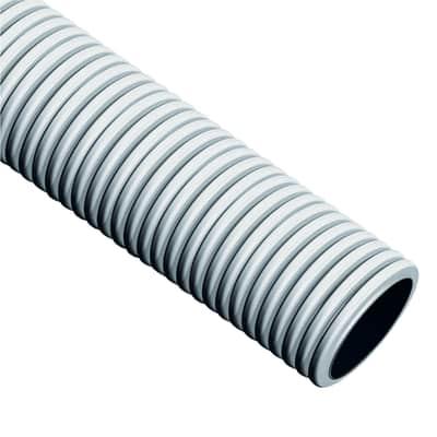 Cavidotto Ø 63 mm L 25 m Grigio / argento