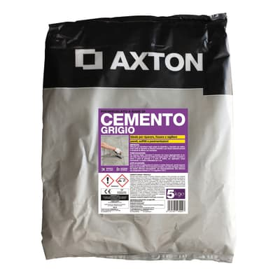 Cemento AXTON grigio 5 Kg