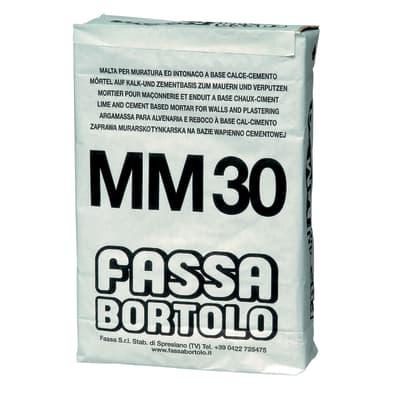 Malte da muratura FASSA BORTOLO Classe M5 25 kg