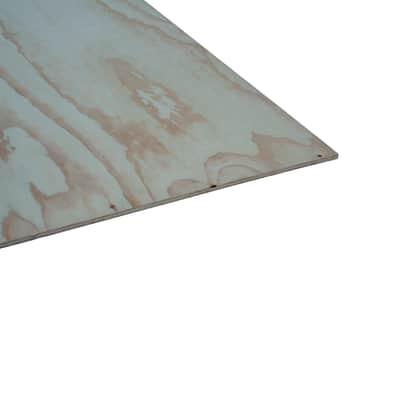 Pannello compensato pino L 244 x H 122 cm Sp 9 mm