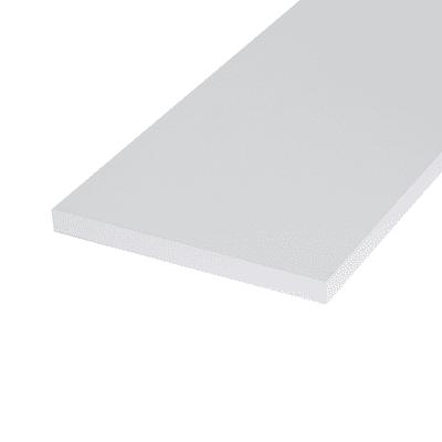 Pannello Melaminico truciolare L 120 x H 30 cm Sp 18 mm