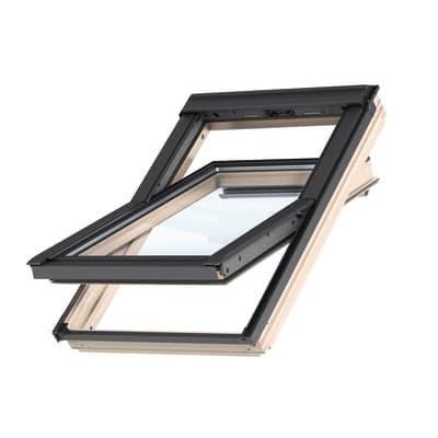 Finestra da tetto (faccia inclinata) VELUX GGL CK02 3068 manuale L 55 x H 78 cm pino