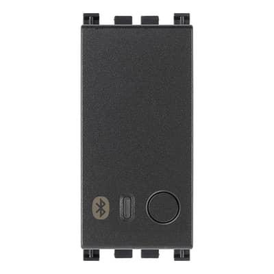 Modulo per comando smart Bluetooth ® VIMAR Zigbee16A+sensore grigio