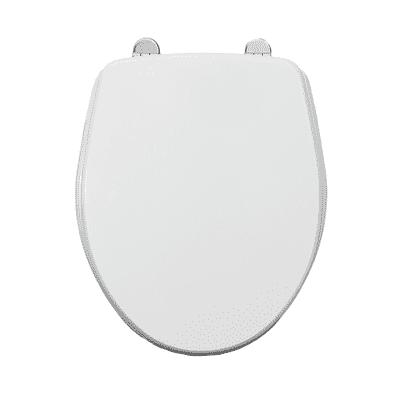 Copriwater ovale Ovale Universale Colibri 2 mdf bianco