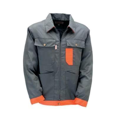 Giacca / cappotto da lavoro KAPRIOL Evo tg m grigio arancione