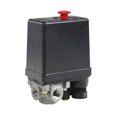 Commutatore di pressione per compressore DEXTER 4 vie Femmina