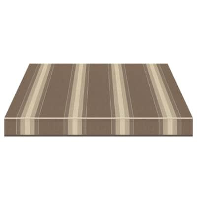 Tenda da sole a bracci estensibili manuale TEMPOTEST PARA' L 240 x H 210 cm avorio, grigio, beige Cod. 5349/930