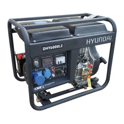 Generatore di corrente HYUNDAI 5300 W