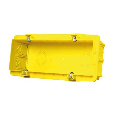 Scatola rettangolare GDO10086 6 moduli