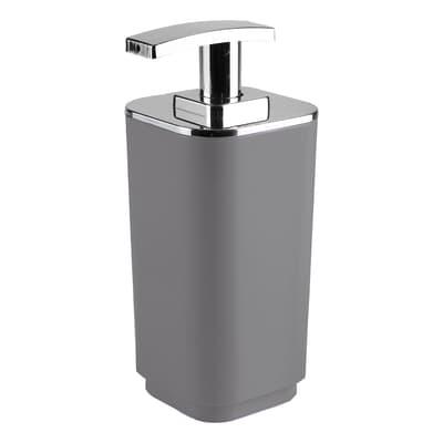 Dispenser sapone Seventy grigio