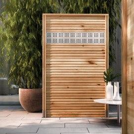 Divisori giardino prezzi e offerte online per schermi for Paravento leroy merlin
