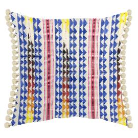 Cuscino Cuzco multicolore 45 x 45 cm