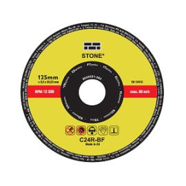 Disco abrasivo c24rquality Ø 125 mm