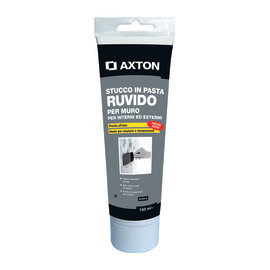 Stucco in pasta Axton ruvido bianco 300 g