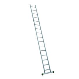Scala ad appoggio alluminio Facal 16 gradini, per lavori fino a 5,9 m
