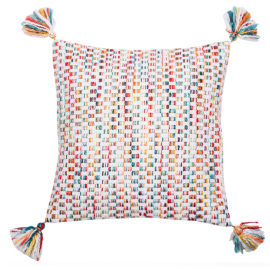 Cuscino Lalu multicolore 45 x 45 cm
