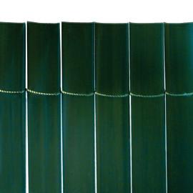 Cannicciato sintetico Plasticane verde L 5 x H 2 m