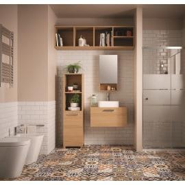 Mobili bagno prezzi e offerte mobiletti bagno sospesi o a - Quadri per il bagno ...