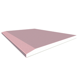 Lastra di cartongesso ignifuga 120 x 200 cm, spessore 13 mm