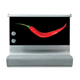Accessori cucina da parete prezzi e offerte online leroy - Porta carta igienica leroy merlin ...