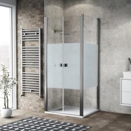 Box doccia e cabina doccia completa prezzi e offerte for Tappetino doccia leroy merlin