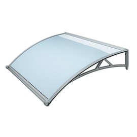 Pensiline e tettoie per esterni prezzi e offerte per for Pensiline in policarbonato leroy merlin
