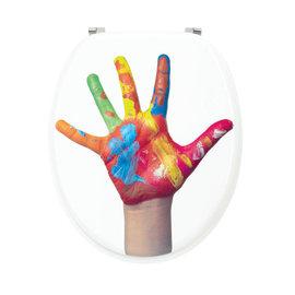 Copriwater Kid Colors Decoro Fantasia