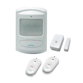 Antifurto casa con fili senza fili gsm prezzi e offerte for Kit allarme filare urmet