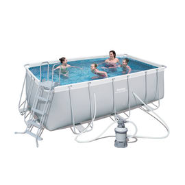 Piscina Power Bestway 412 x 201 cm